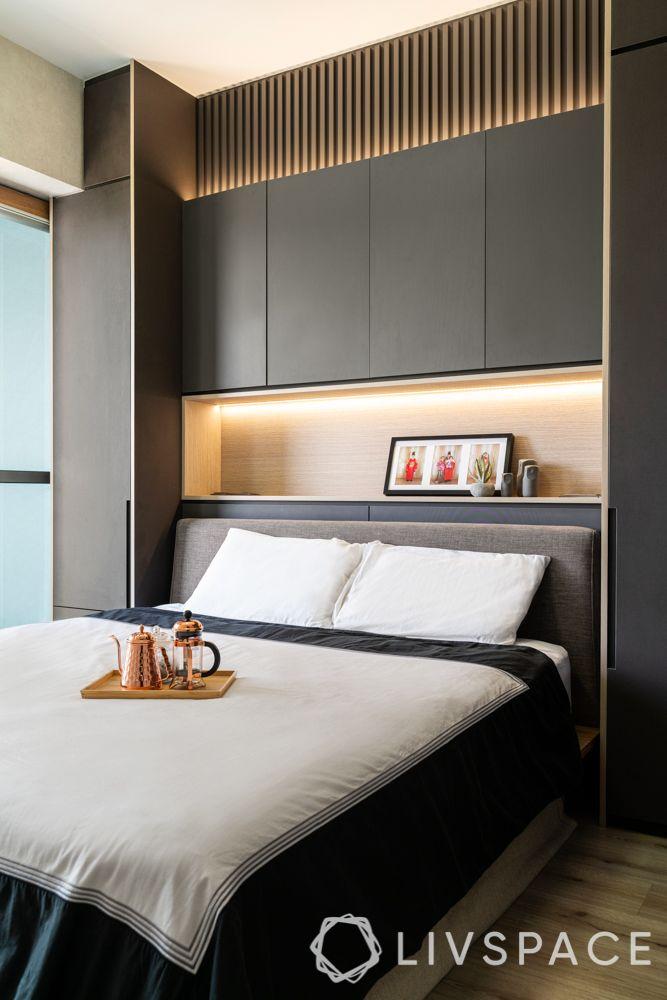 small-house-design-vertical-storage-headboard-storage