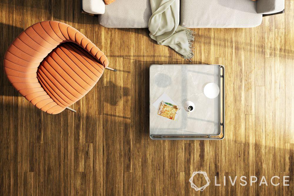 types-of-flooring-hardwood-living-room
