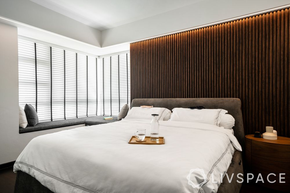 master-bedroom-ideas-livspace-wooden-white-wall