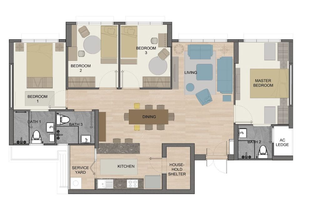 home-interior-design-singapore-floor-plan