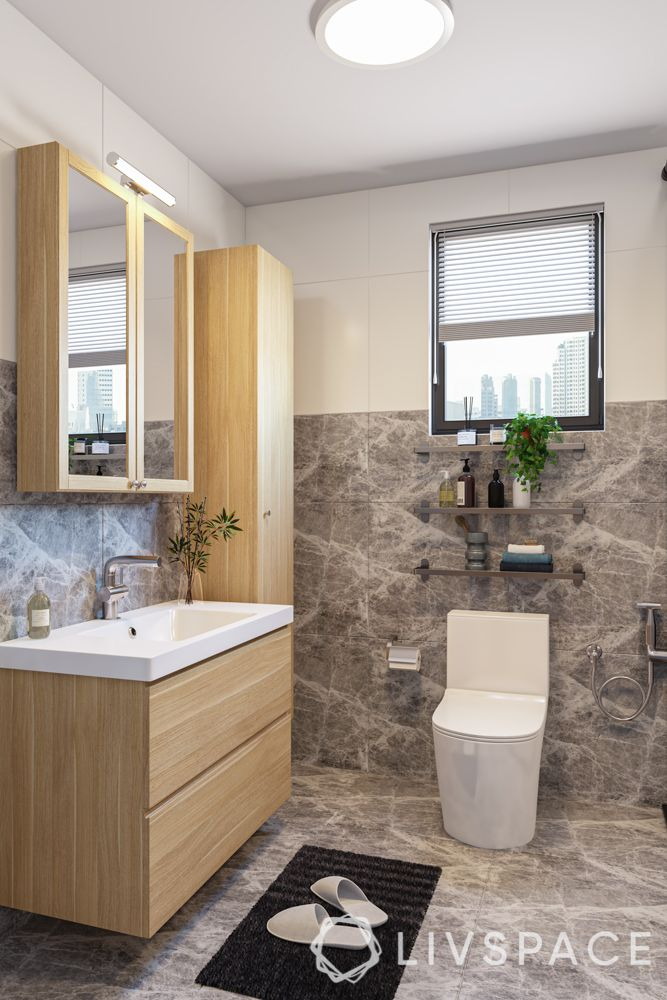 home-interior-design-singapore-master-bathroom-homogeneous-tiles