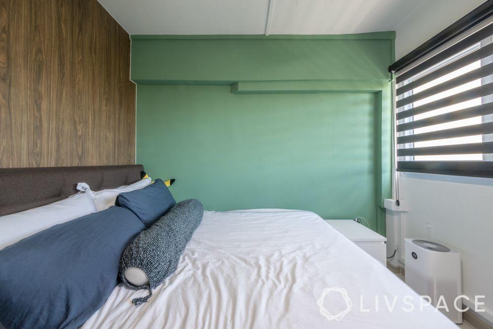 executive-apartment-kids-room-green-wall