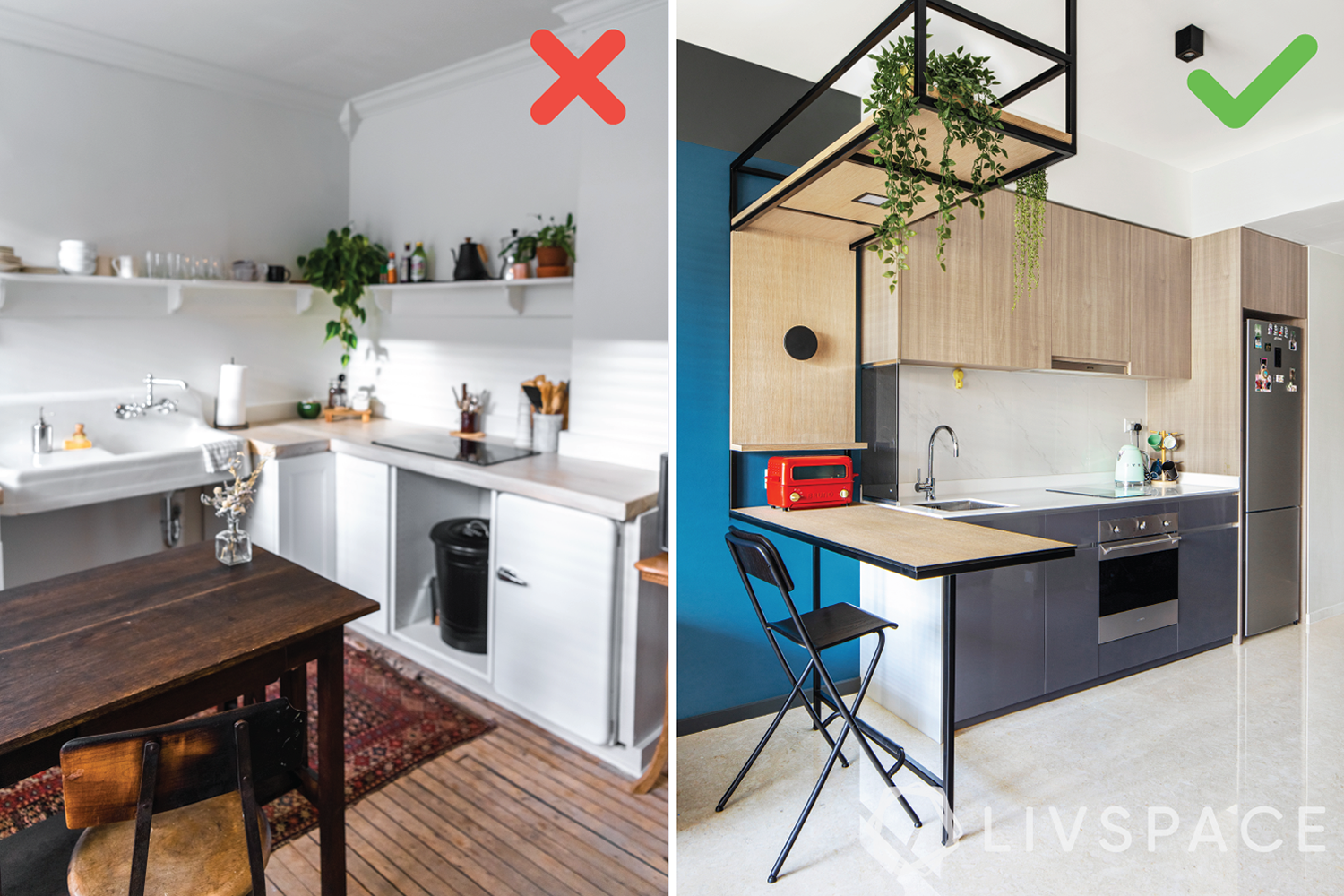 9 Terrible Kitchen Design Mistakes and How to Fix Them Now