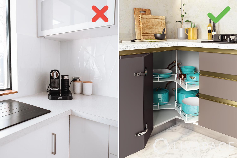kitchen-modular-design-corner-unit-carousel-revolving-unit