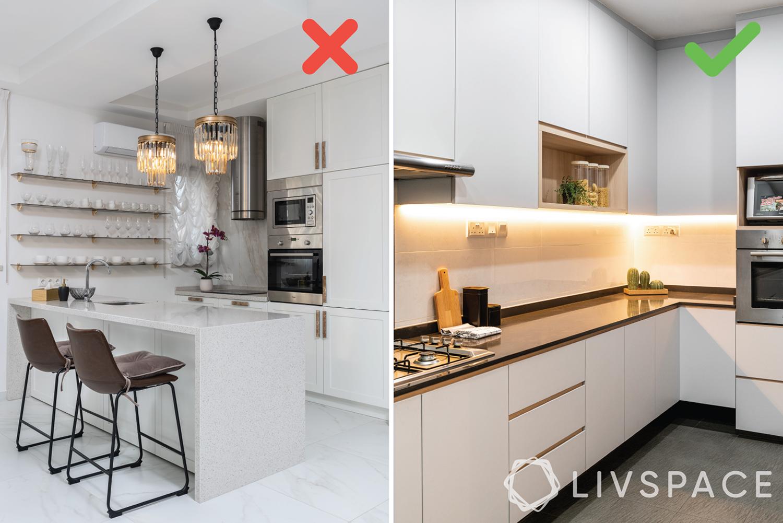 kitchen-modular-design-lighting-pendant-recessed-under-cabinet-lights