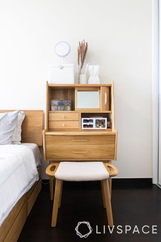 small-condo-design-ideas-bedroom-dresser-unit-wooden