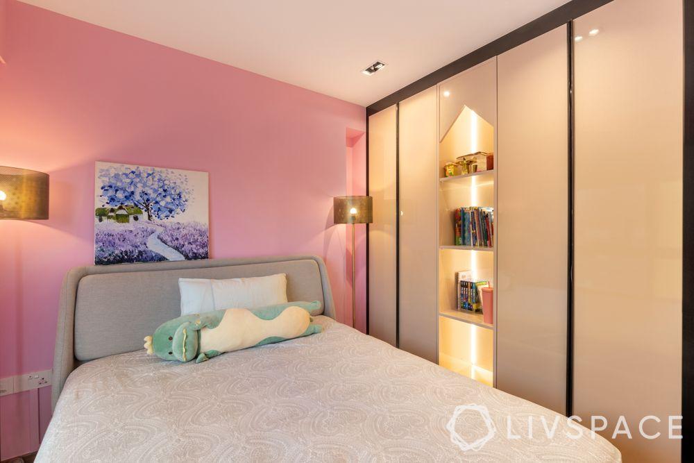 girls-room-ideas-extra-storage-niche-storage-shelves