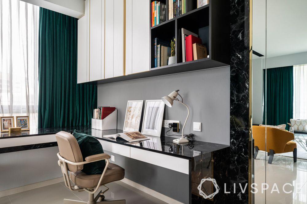 study-room-designs-black-marble-finish-storage-units