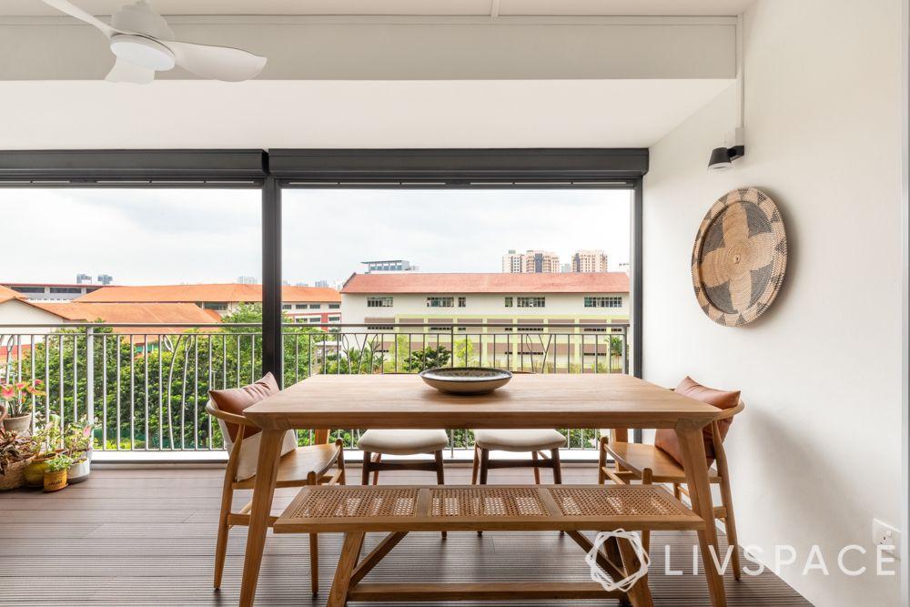 wabi-sabi-style-natural-light-wooden-dining-table-deck