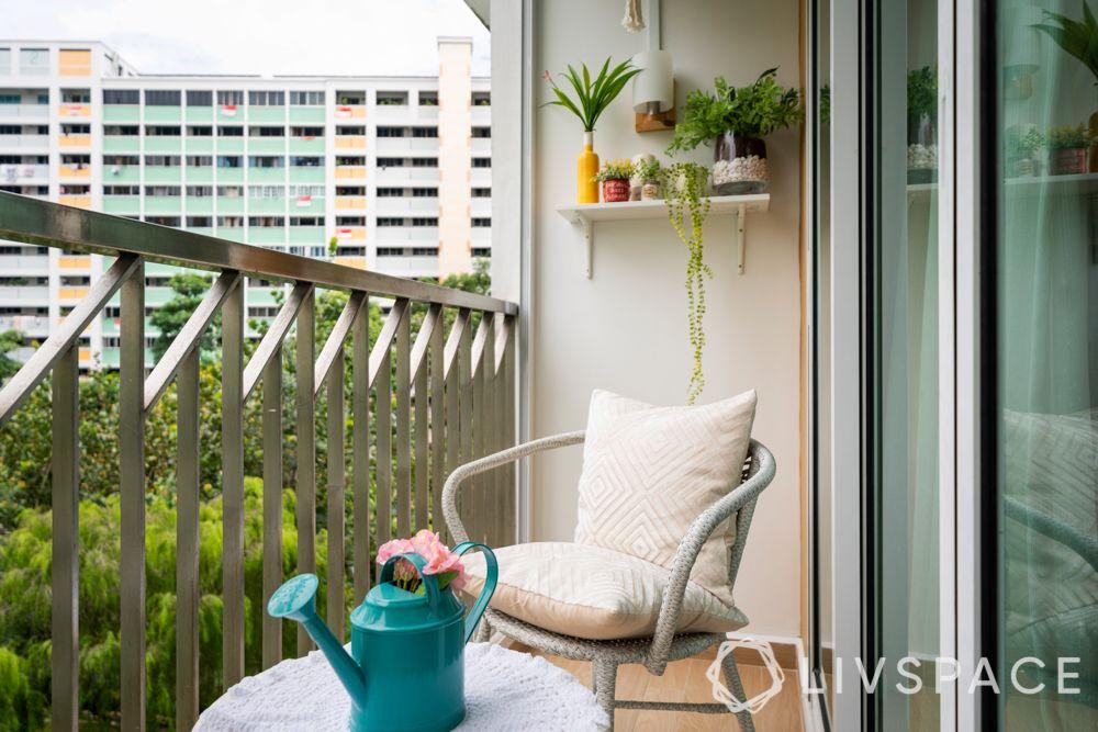balconies-reading-corner-rattan-chair-wall-ledge-plants