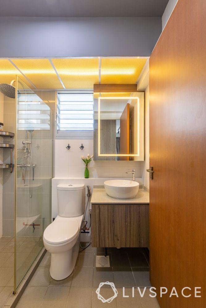 hdb-4-room-resale-renovation-toilet-wooden-vanity-mirror