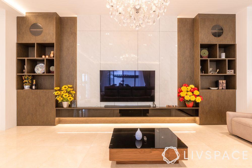 landed-house-design-living-room-tv-unit-glossy-panel