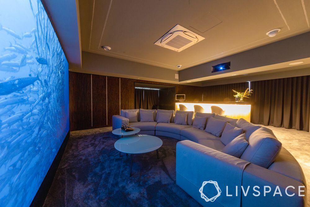 landed-house-design-ktv-room-curved-sofa-rug