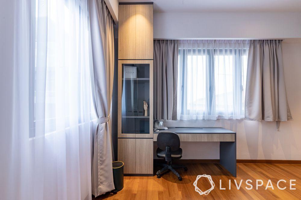 landed-house-design-bedroom-study-table-storage-cum-display-unit