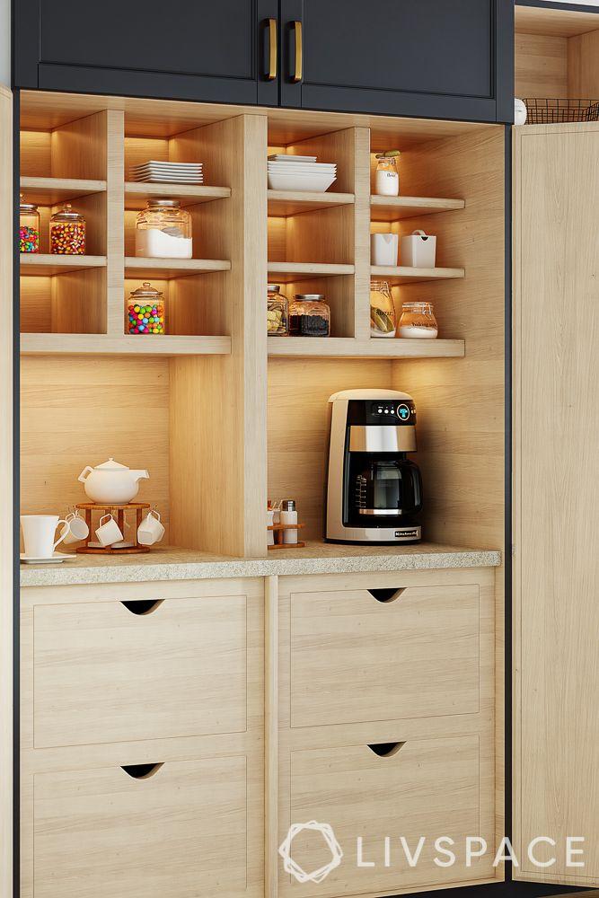 kitchen-orgianzer-open-wall-beige-cabinet-coffee-maker