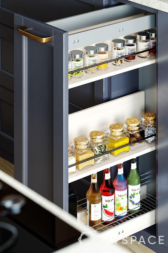 kitchen-orgainzer-open-spice-cabinet-pullout-kitchen-storage