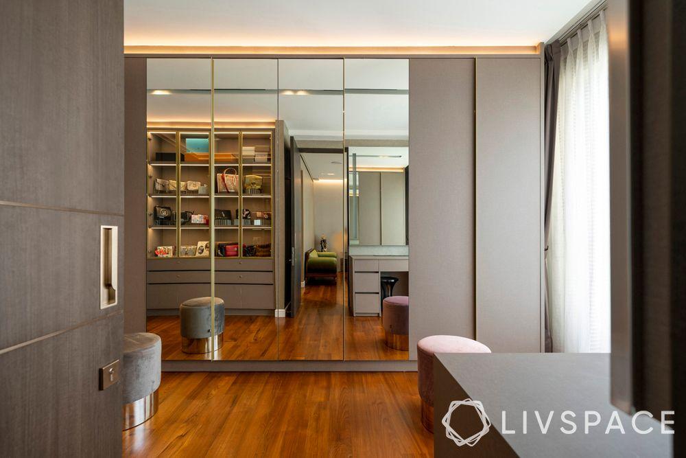 parquet-flooring–bigger-space-effect–circular-bench