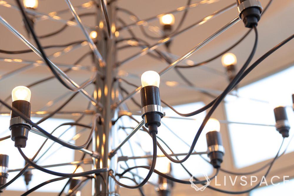 2-bedroom-condo-chandelier-lights