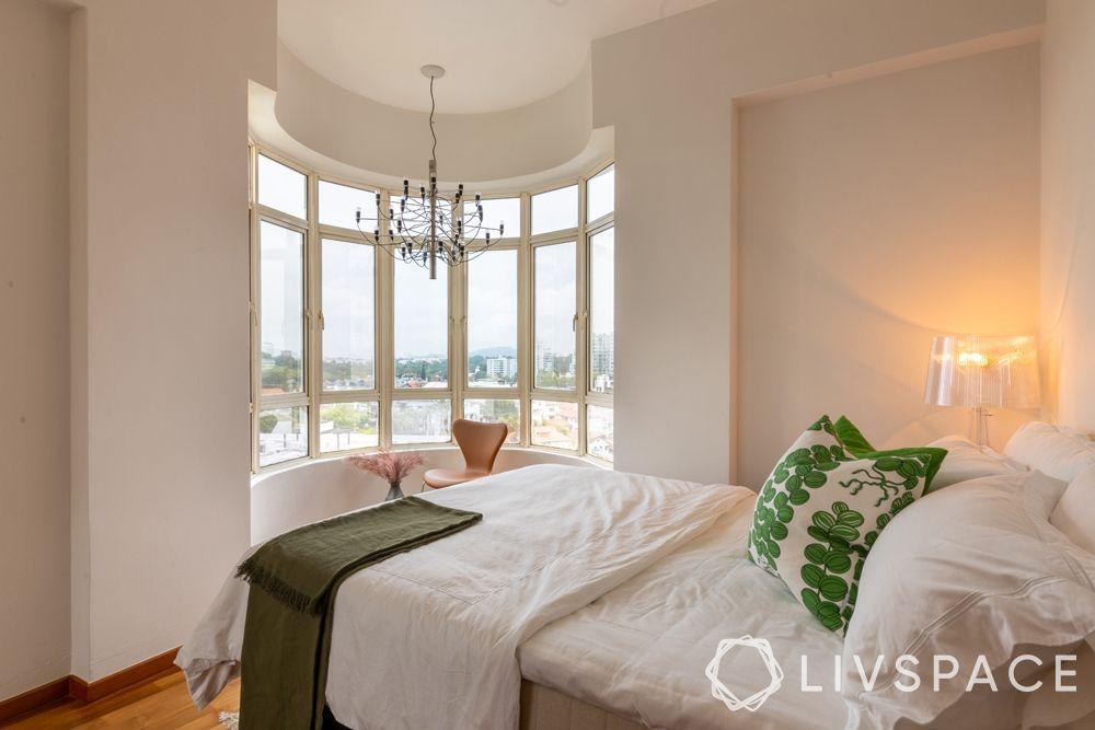 2-bedroom-condo-master-bedroom-windows-chandelier