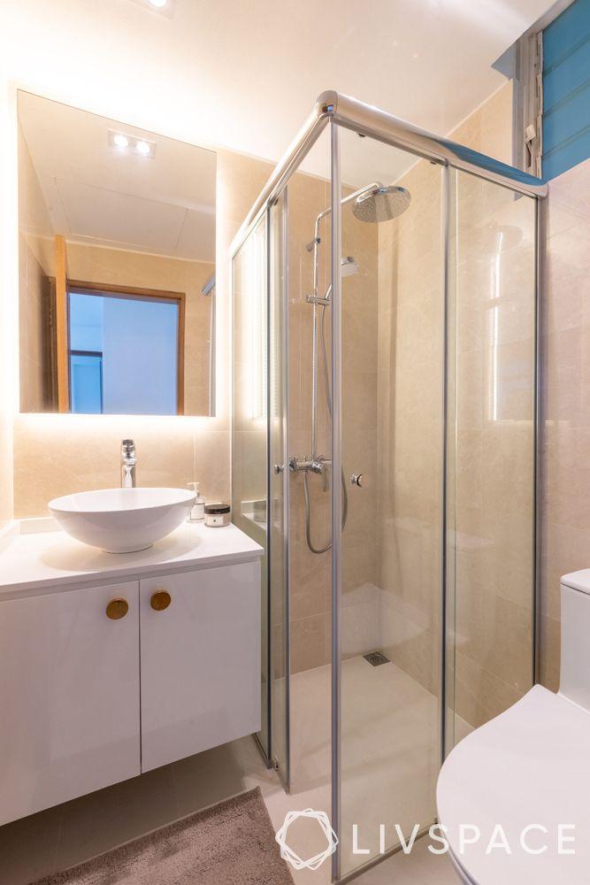 2-bedroom-condo-bathroom-shower-cubicle-vanity